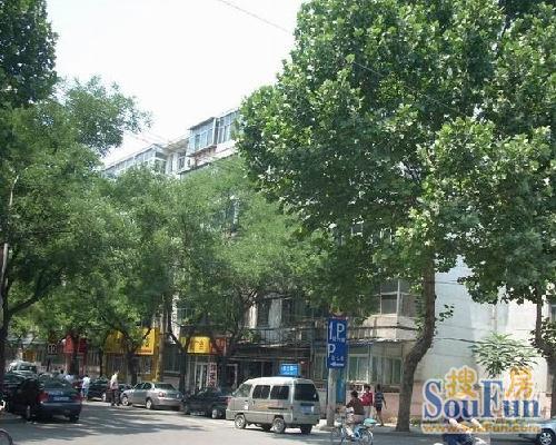 省立医院附近宿舍外景图