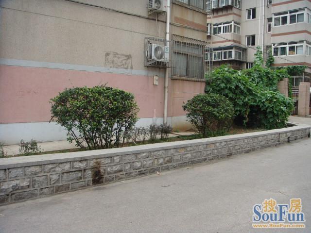 七里山路单位宿舍外景图