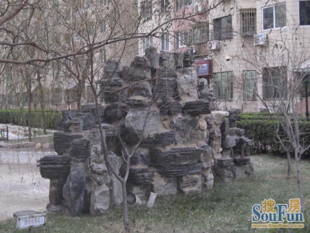 翠湖温泉花园外景图