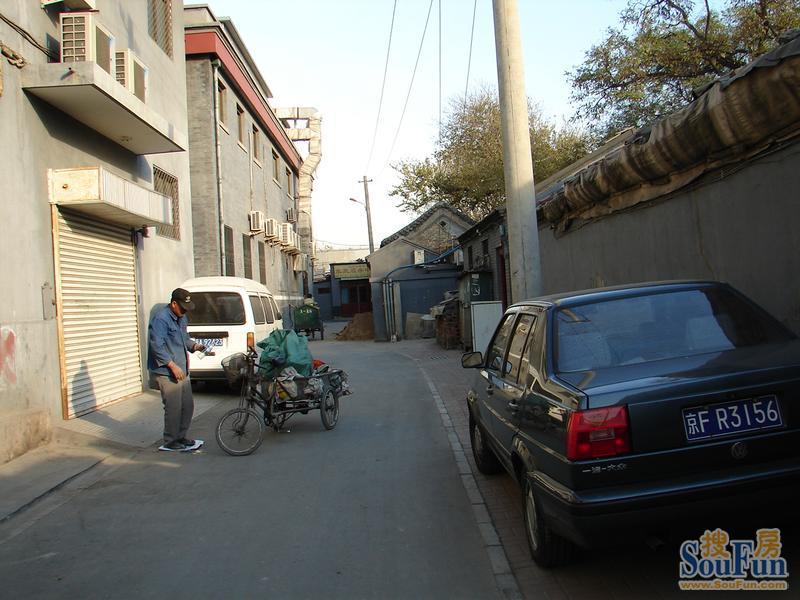 新街口街道安平巷社区图片