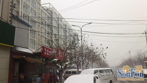 新龙城实景图