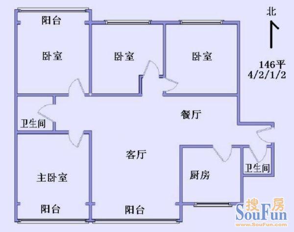 农村自建房四室,2厅,2卫.一层.南北长九米.东西长12米