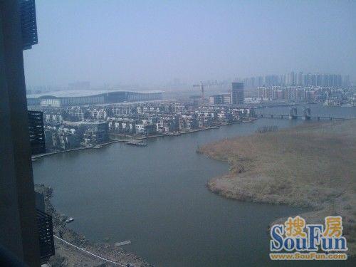 水岸江南外景图