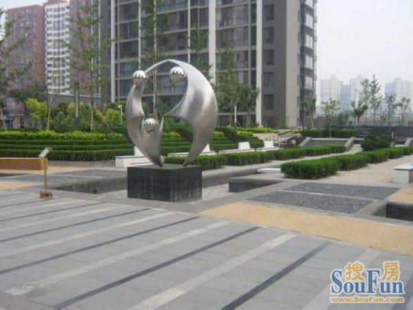 金泰城丽湾实景图