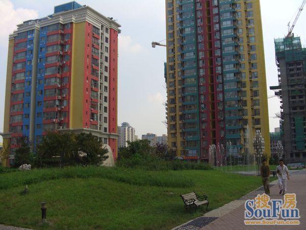 2008小区 40平米精装修1室0厅1卫,北京宣武广安门租房高清图片