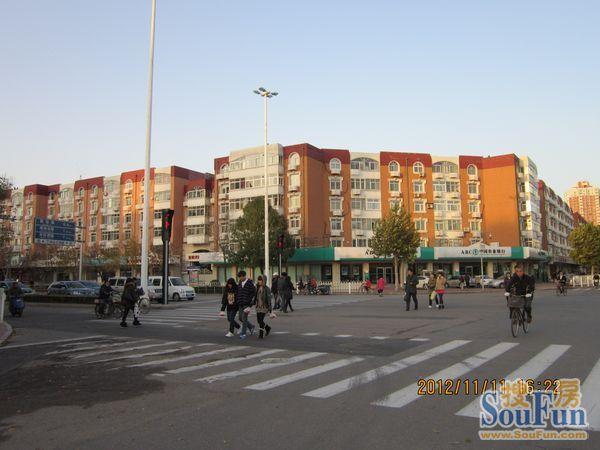 楼下为新村小学和河北工业大学,凯莱赛,天津红桥丁字沽租房 搜房