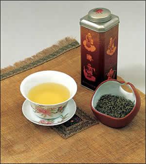 台湾十大名茶-中国十大名茶美丽传说 配乐图文