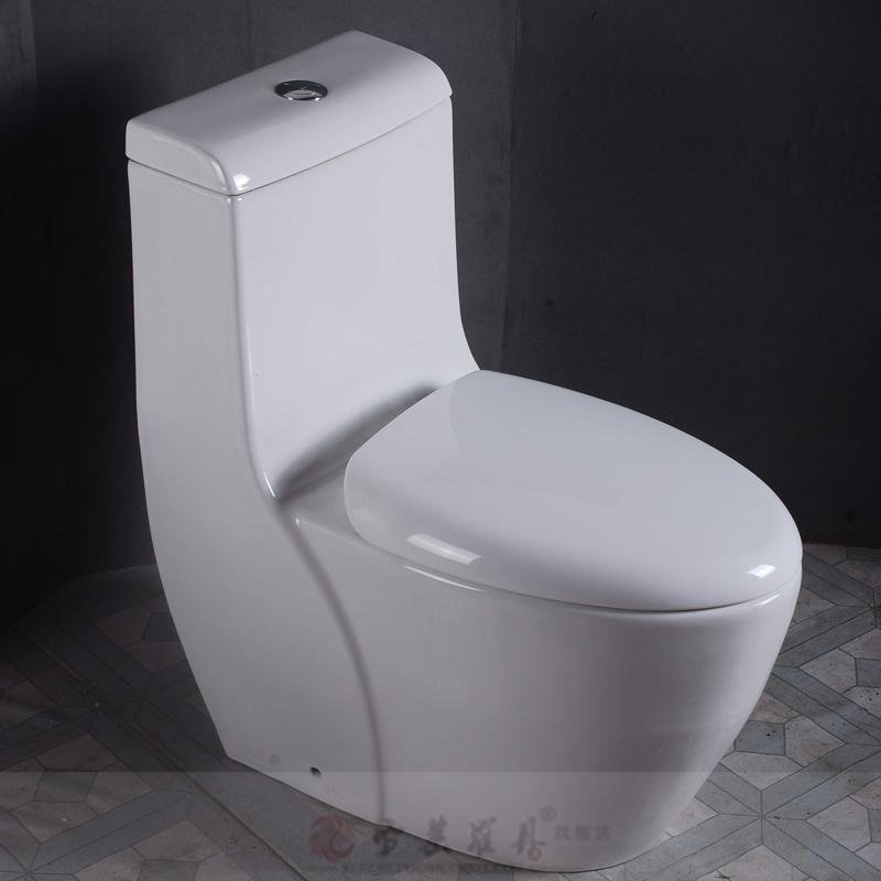 M145虹吸式座便器 抽水马桶 陶瓷卫浴洁具节水普通坐便器