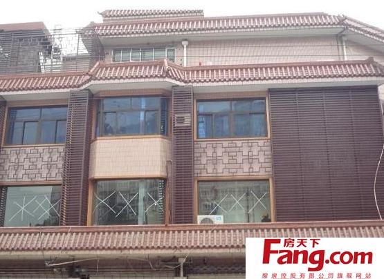 中式民间瓷砖网络外墙装修设计亿图别墅绘制双代号软件图图片