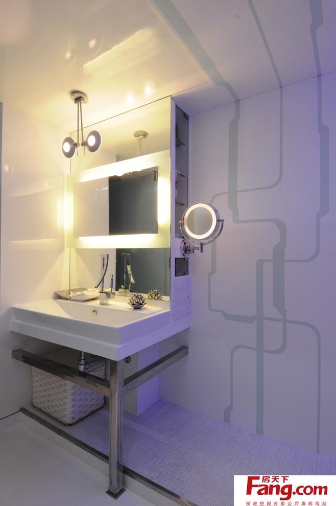 成都别墅装修_4平方米小卫生间装修效果图-房天下装修效果图