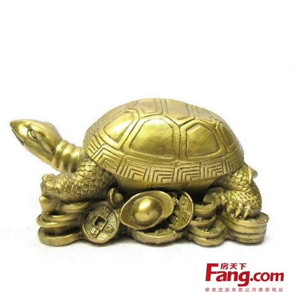 风水铜龟摆放 阳台五种风水需铜龟化煞
