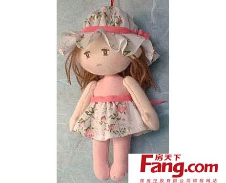 如何手工制作布娃娃 手工制作布娃娃教程