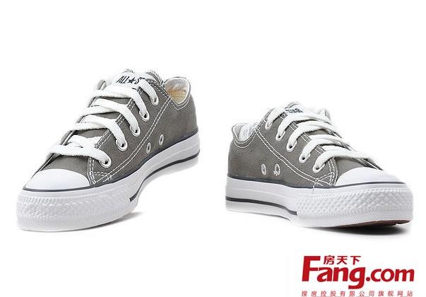 匡威帆布鞋鞋带系法 都是经典之作