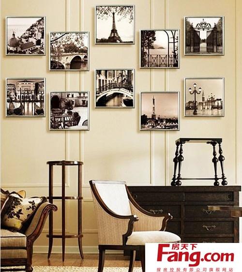 把回忆挂上墙,比逼格更有逼格的照片墙设计