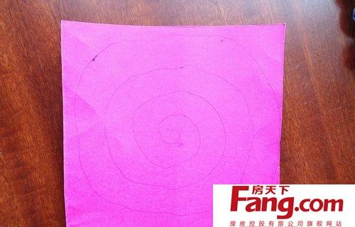 手工制作玫瑰花图解(详细做法和步骤)