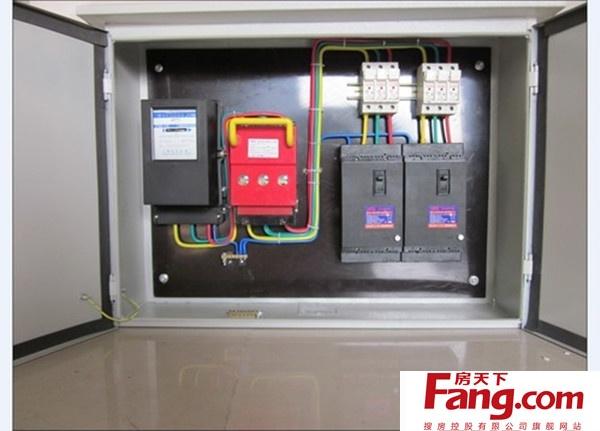 配电箱接线图 了解接线图才能安全快速的安装配电箱