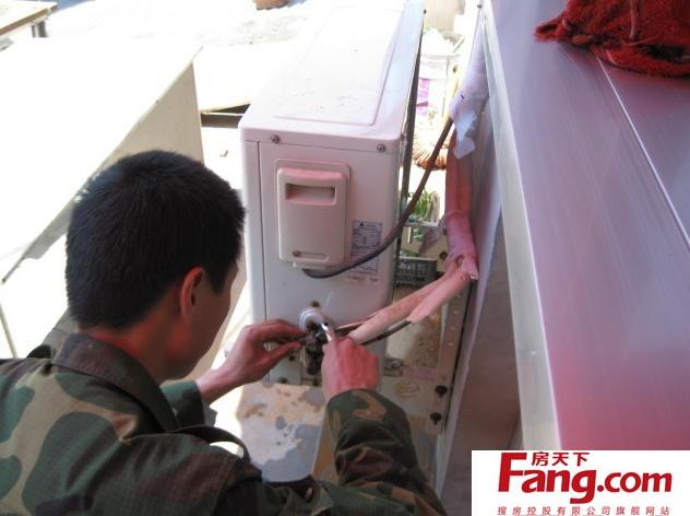 空调怎样移机 空调移机方法和步骤