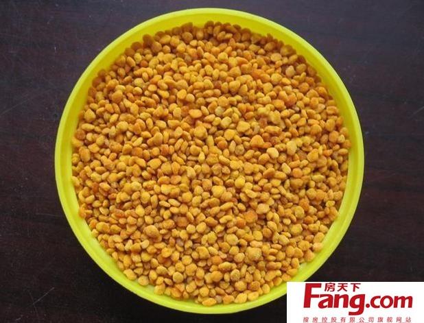 蜂花粉片的作用与功效_蜂花粉的作用与功效-