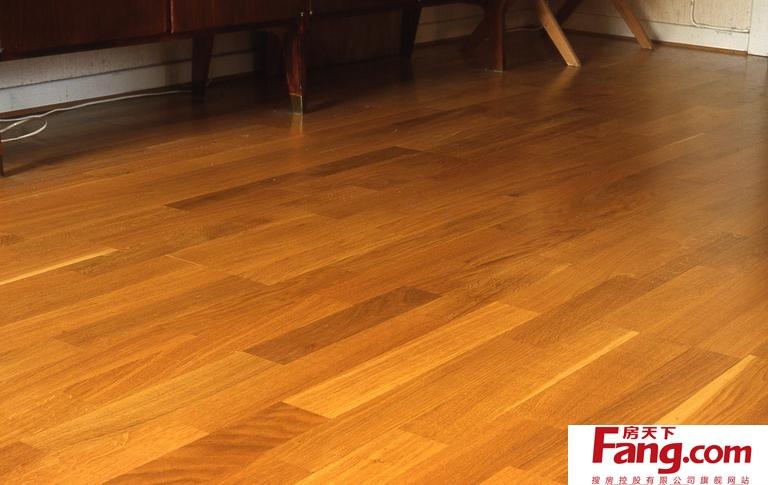 实木地板保养 实木复合地板保养