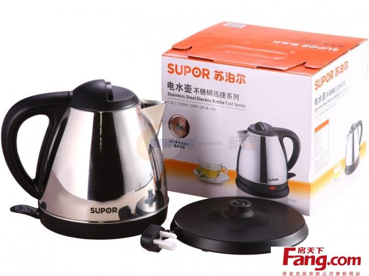 目前市场上电热水壶产品种类,品牌繁多, 电水壶 什么牌子的好?图片