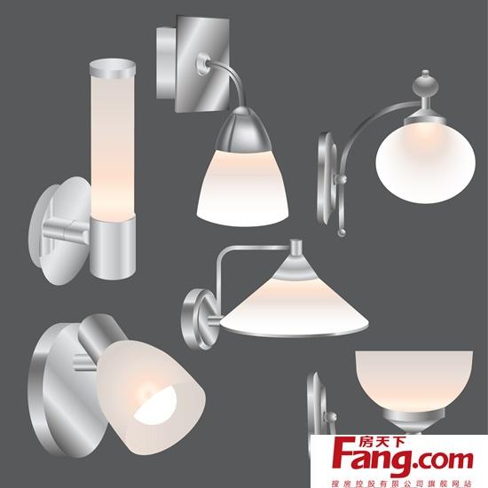 壁灯安装高度及壁灯安装方法介绍