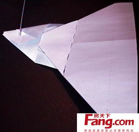 复仇者纸飞机的折法大全