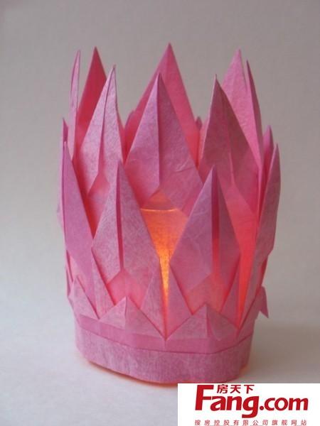 小学生手工制作花灯 让节日更有意义