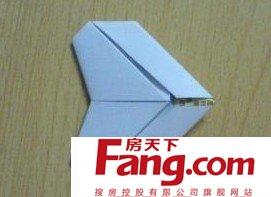 大功告成,这样简单的心形信纸的折法,也是可以很漂亮哦.图片
