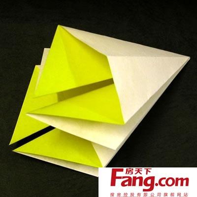 太阳花的折法图解 折纸也可以这样美