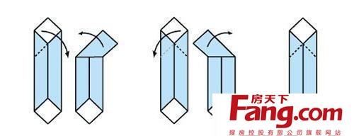 纸盒的折法大全图解
