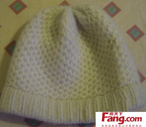 宝宝毛线帽子的织法图解
