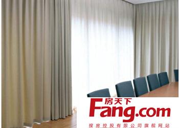 遮光窗帘的清洁与保养