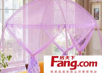 蒙古包蚊帐如何清洁保养