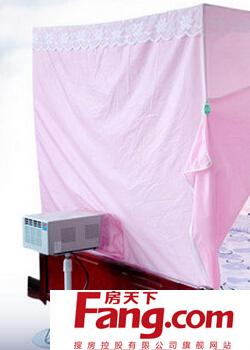 空调蚊帐简介