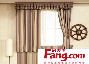 阻燃窗帘怎么安装