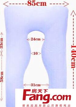 孕妇枕的做法和尺寸