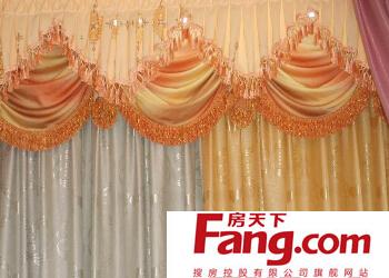 窗帘布多少钱一米