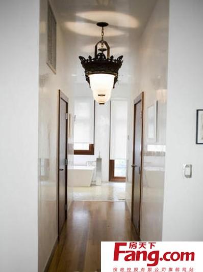 走廊中西方设计差异