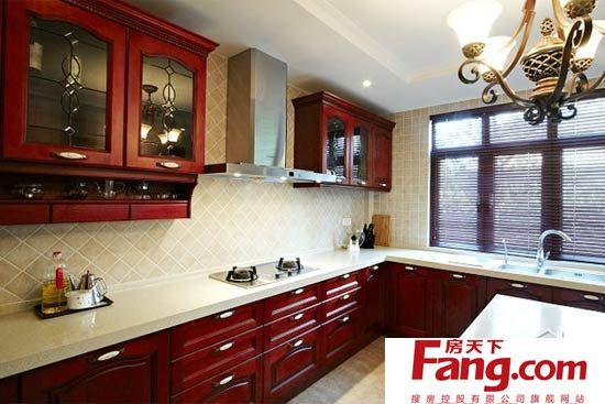 厨房橱柜家居设计装修550_367广告设计学费学校图片