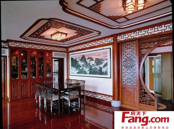 中式田园风格设计