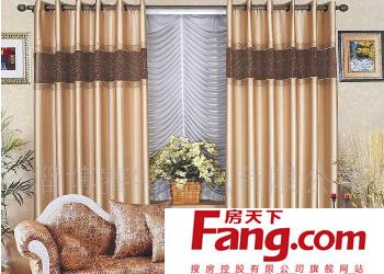阻燃窗帘的清洁与保养