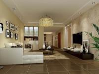 金融街·融汇-现代简约-三居室