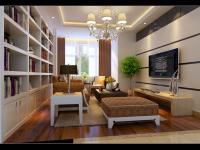 京贸国际城-现代简约-二居室