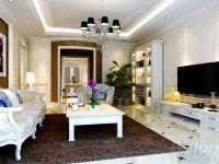 上林世家家园-混合型风格-四居室