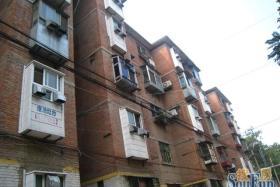 棉纺路国棉五厂家属院出租精装修两室在二楼 家具家电齐全 个人