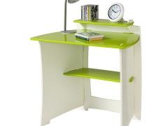 好事达新品儿童书桌电脑学习桌 高光烤漆环保三色组装最简单7618