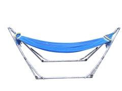 高载重吊床户外 尼龙双层加厚 吊床 室内秋 网状 加粗棉绳送外袋