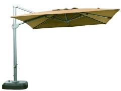 晴天花园 单层大罗马吊伞(含伞座)