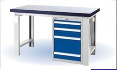 SA-ZX01新品防静电实验室工作台 重型机械办公桌 自由组合钳工操