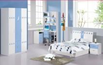 邦美居 儿童家具 儿童套房 组合床 儿童房 儿童床 卧室家具 包邮图片